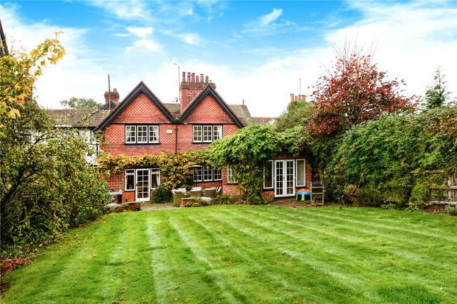 Thumbnail Terraced house for sale in Croft Road, Shinfield, Reading, Berkshire