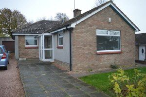 Thumbnail Bungalow to rent in Barry Road, Kirkcaldy