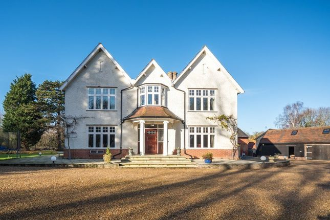 Thumbnail Detached house for sale in Stanwell Green, Thorndon, Eye