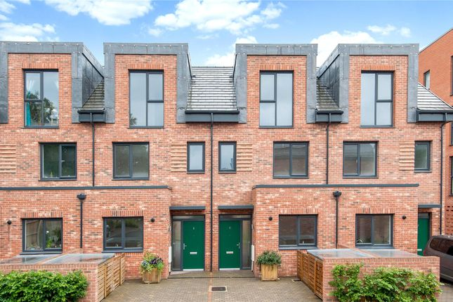 Thumbnail End terrace house for sale in Reynard Mills, Windmill Road, Brentford, Middlesex