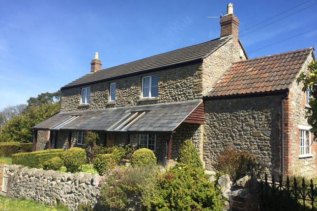 Thumbnail Detached house to rent in Chedington, Beaminster, Dorset