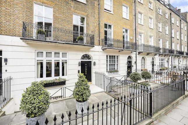 Thumbnail Terraced house for sale in Wilton Place, Knightsbridge, London