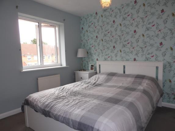 Master Bedroom of Othello Drive, Chellaston, Derby, Derbyshire DE73