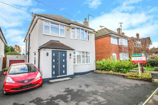 Thumbnail Detached house for sale in St. Marys Avenue, Shenfield, Brentwood, Essex