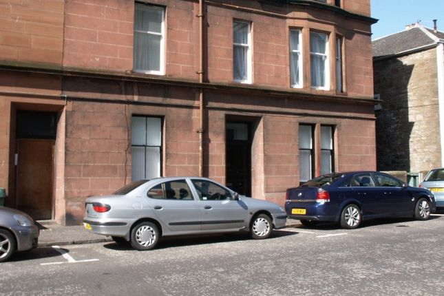 Thumbnail Flat to rent in Fort Street, Ayr, South Ayrshire