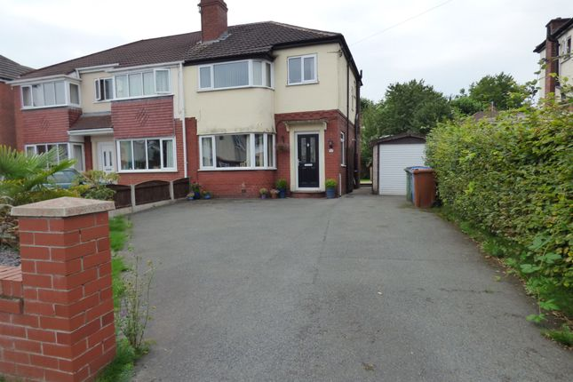 Thumbnail Semi-detached house to rent in Villdale Avenue, Offerton, Stockport