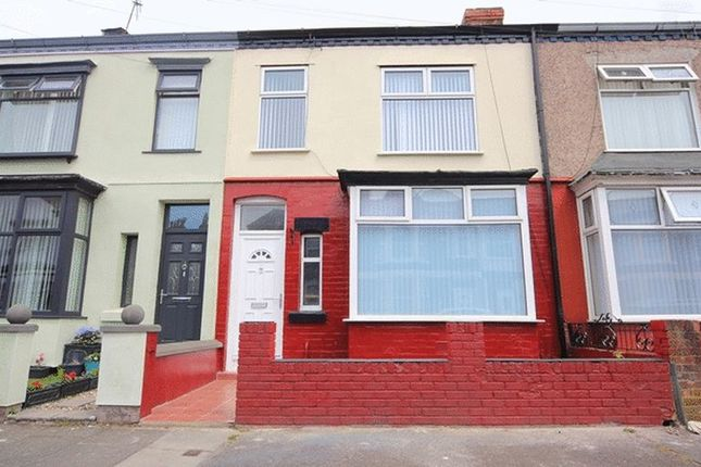 Thumbnail Terraced house for sale in Ovolo Road, Old Swan, Liverpool