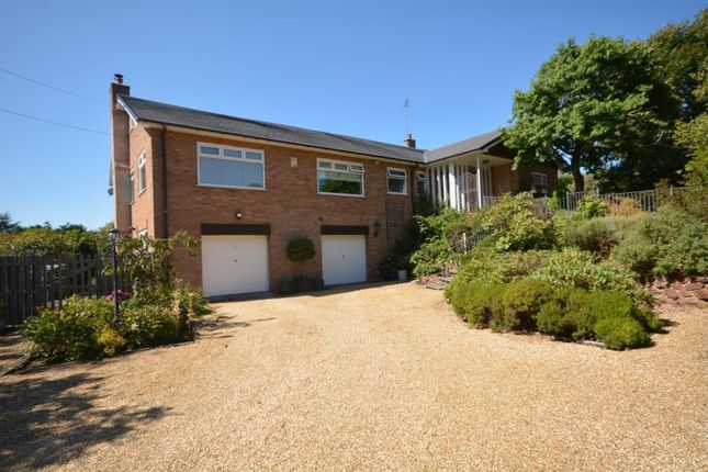 Thumbnail Detached house for sale in Thurstaston Road, Heswall