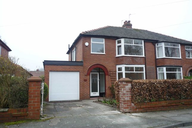 Thumbnail Semi-detached house to rent in Duchy Avenue, Off Broadway, Worsley