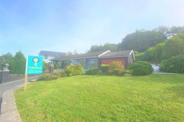 Thumbnail Detached bungalow for sale in Brynmawr Avenue, Ammanford