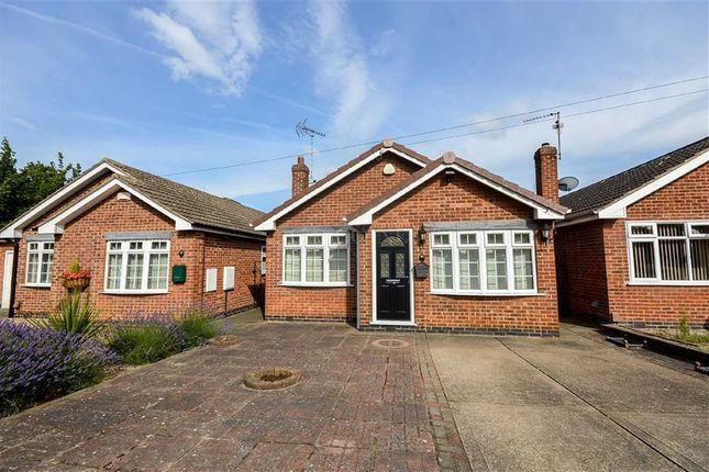 Thumbnail Detached bungalow for sale in Jumelles Drive, Calverton, Nottingham