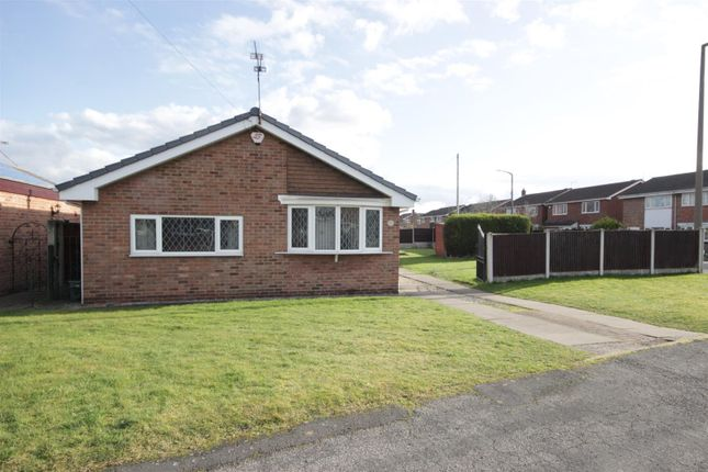 Thumbnail Detached bungalow for sale in Walbank Road, Armthorpe, Doncaster