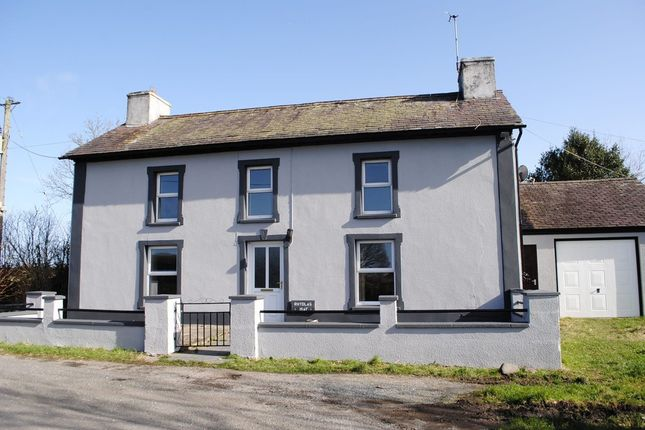 Thumbnail Detached house to rent in Llanrhystud