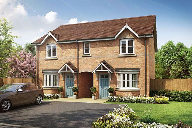 Thumbnail Mews house for sale in Duddle Lane, Preston