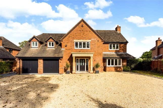 Thumbnail Detached house for sale in Carters Lane, Tiddington, Stratford-Upon-Avon, Warwickshire