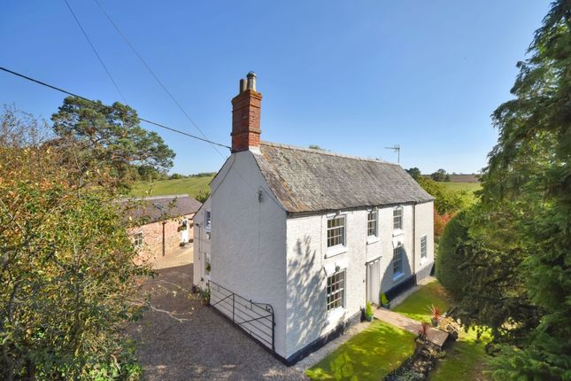 Thumbnail Cottage for sale in Church Lane, Hungarton