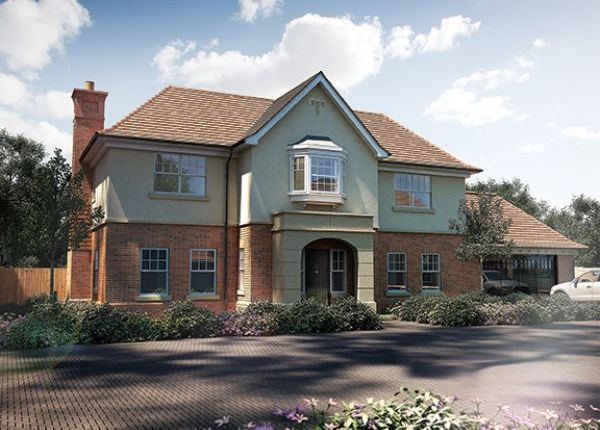 """Thumbnail Detached house for sale in """" Number One """" at Hatchet Lane, Winkfield, Windsor"""