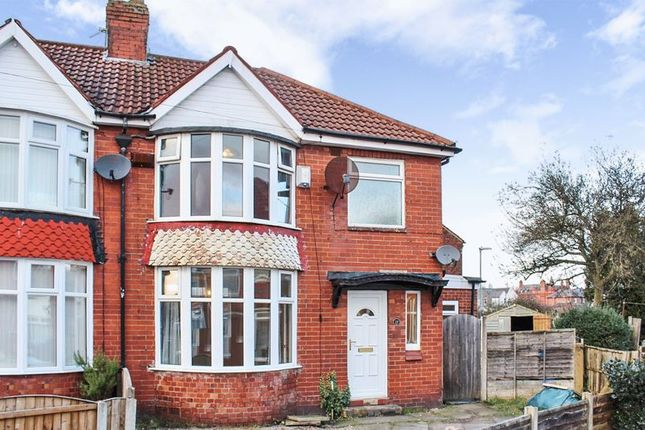 3 bed semi-detached house for sale in Caledon Avenue, Moston, Manchester