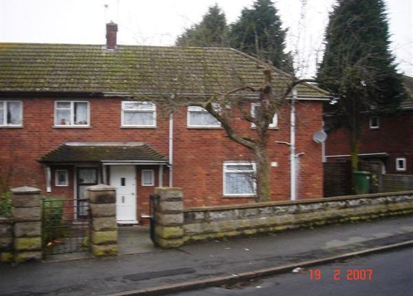 Thumbnail Semi-detached house to rent in Searby Road, Scunthorpe