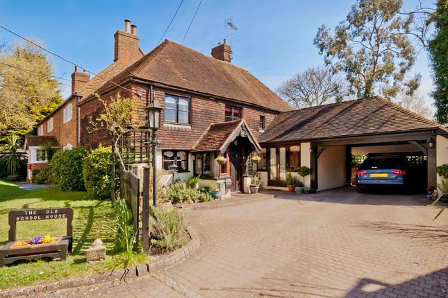 Thumbnail Detached house for sale in Addington Green, Addington, West Malling