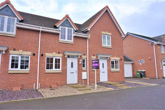 Thumbnail Terraced house for sale in Rough Brook Road, Walsall