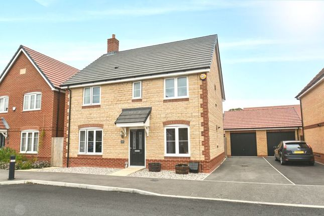 Thumbnail Detached house for sale in Reed Street, Didcot