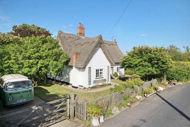 Thumbnail Cottage for sale in Park Lane, Langham, Colchester