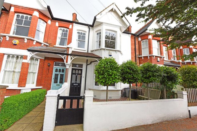 4 bed terraced house for sale in Engadine Street, London