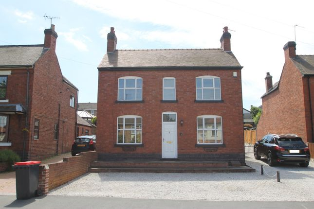 Thumbnail Detached house to rent in Potters Lane, Polesworth, Tamworth, Staffordshire