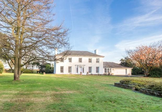 Thumbnail Detached house for sale in Rue Des Messuriers, St Peter's, Guernsey