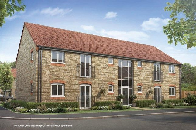 Thumbnail Flat for sale in Lands End Way, Oakham