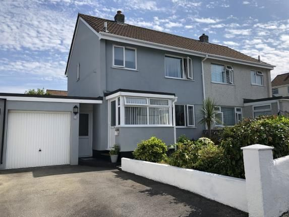 3 bed semi-detached house for sale in St. Dennis, St. Austell, Cornwall PL26