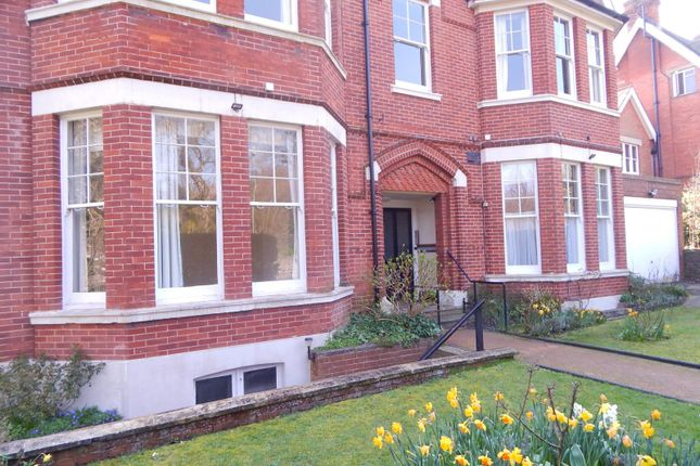 Thumbnail Flat to rent in Parkholme, Meads Road, Eastbourne