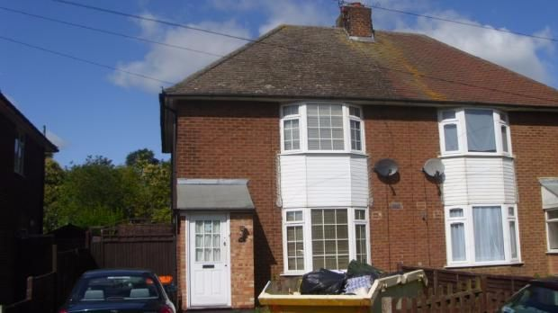 Thumbnail Terraced house to rent in Northfields, Dunstable