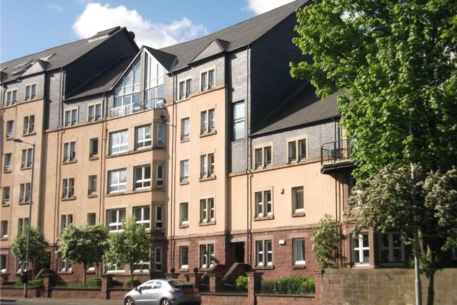 Thumbnail Flat to rent in Crow Road, Broomhill, Glasgow