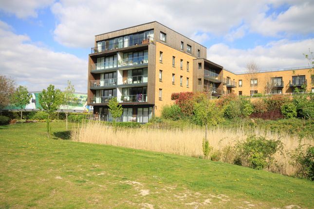 Thumbnail Flat for sale in Campbell Court, Kidbrooke Village