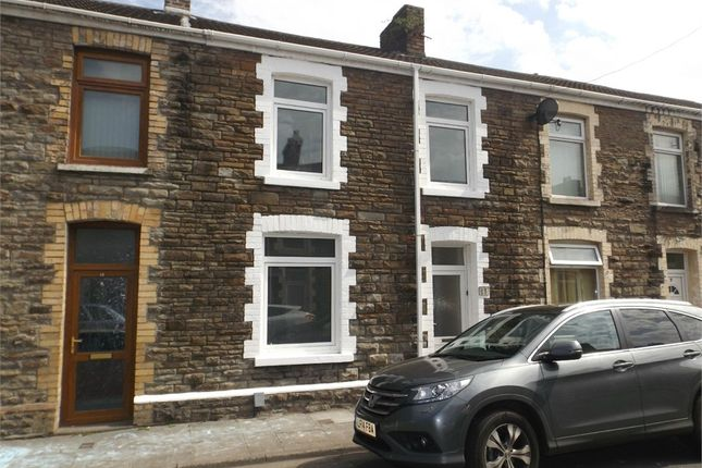 Thumbnail Terraced house to rent in Bevan Street, Port Talbot, West Glamorgan