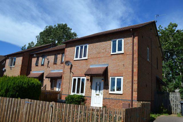 Thumbnail Property for sale in Lindisfarne Way, East Hunsbury, Northampton