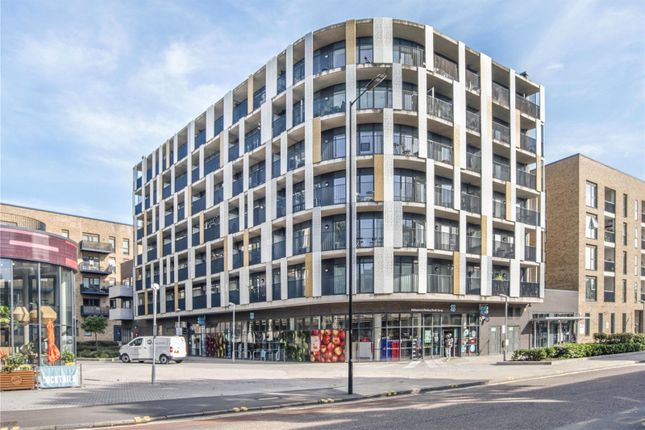 1 bed flat for sale in Atkins Square, Dalston Lane, London E8