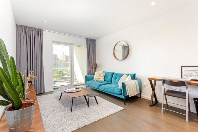 3 bed flat for sale in Broadfield Lane, King's Cross, London NW1