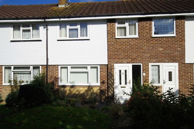 Thumbnail Terraced house for sale in Thorne Road, Swindon