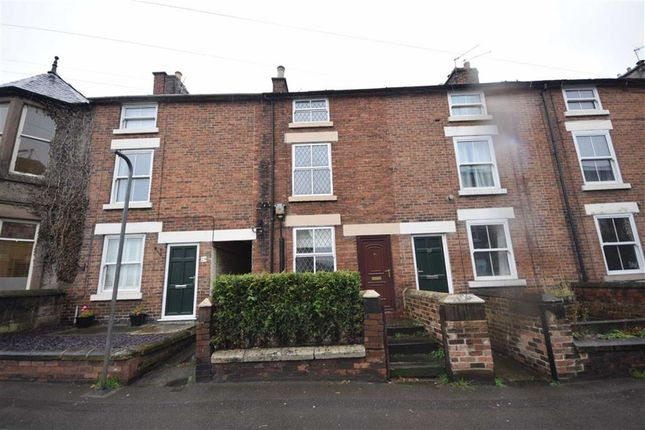 Thumbnail Town house to rent in Chapel Street, Belper