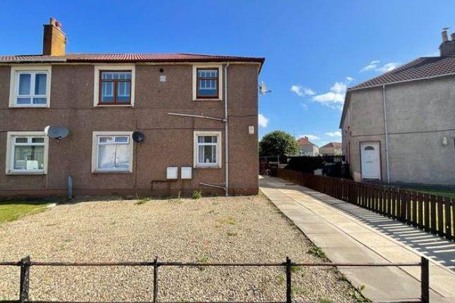 Thumbnail Flat for sale in Glencairn Street, Stevenston