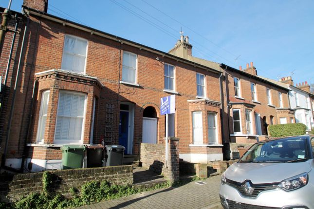 Thumbnail Terraced house to rent in Liverpool Road, St.Albans
