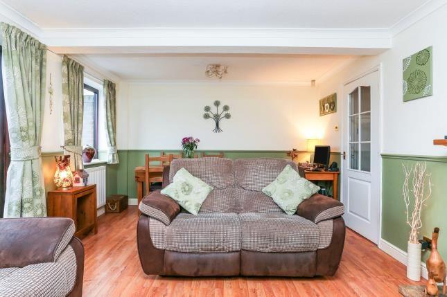 Lounge of Greendale Close, Atherstone, Warwickshire CV9
