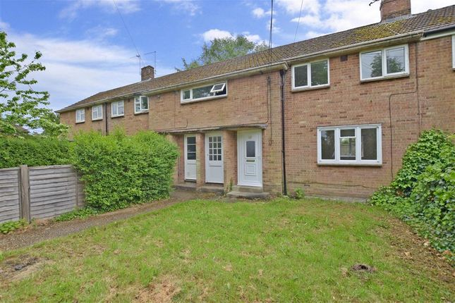 Thumbnail Terraced house for sale in Durford Road, Petersfield, Hampshire