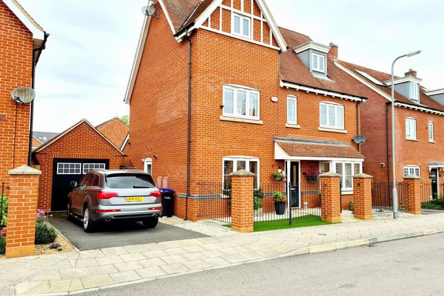 Thumbnail Detached house for sale in Timken Way North, Northampton