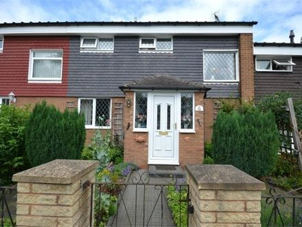 Thumbnail Terraced house for sale in Longley Crescent, Birmingham