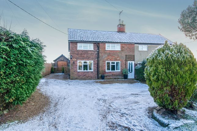 Thumbnail Property for sale in Harleston Road, Langmere, Diss