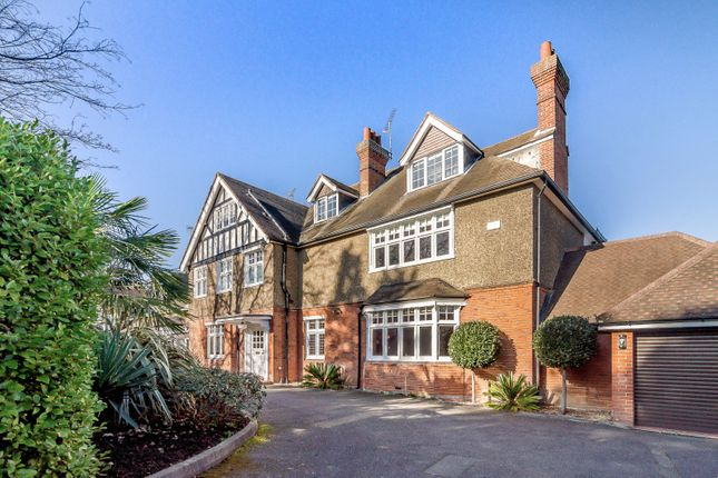 Thumbnail Semi-detached house for sale in Lovelace Road, Surbiton